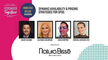 Dynamic Availability & Pricing Strategies for Spas