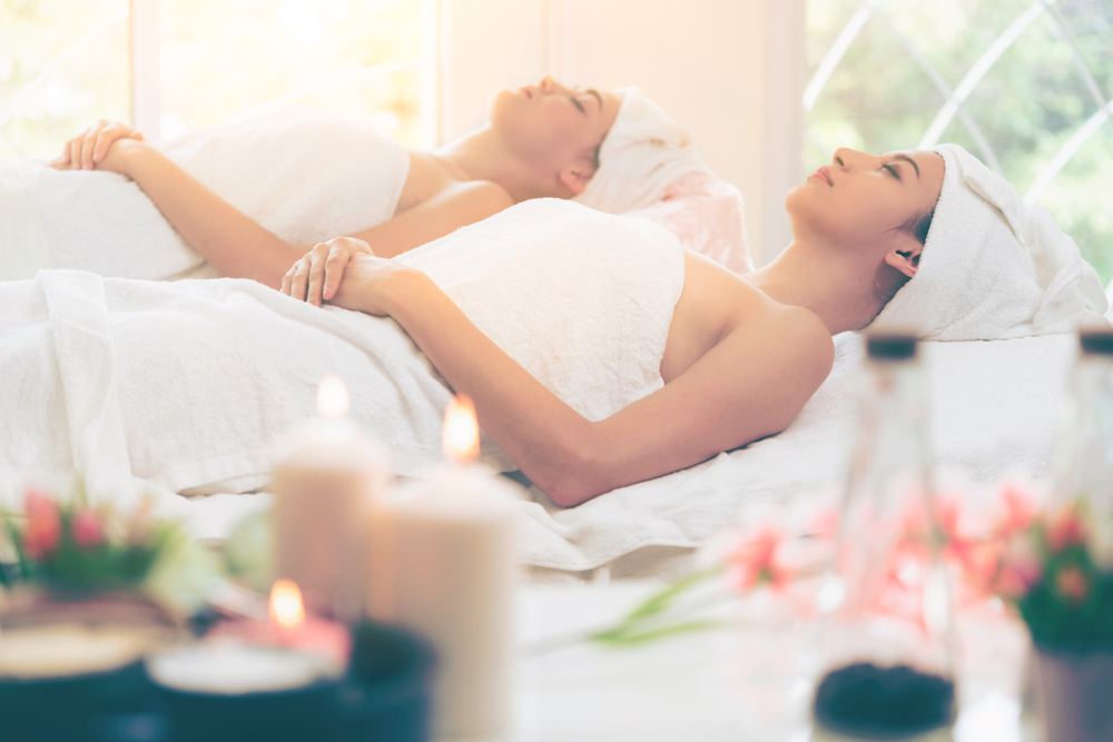 Kick Back and Relax: Spa Treatments at #ISPA2018